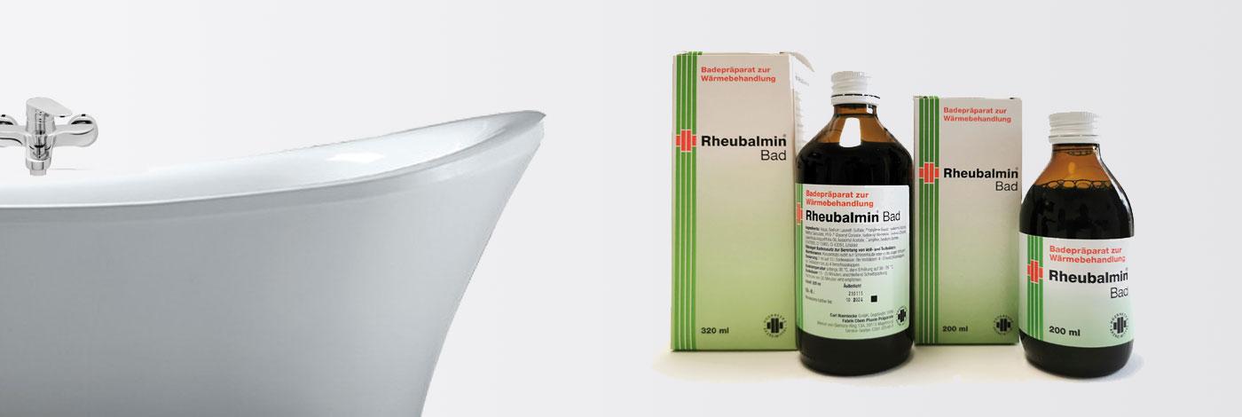 Rheubalmin Bad